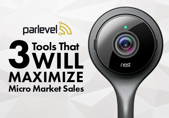 3 Tools that Will Maximize Sales with Your Micro Market Kiosk